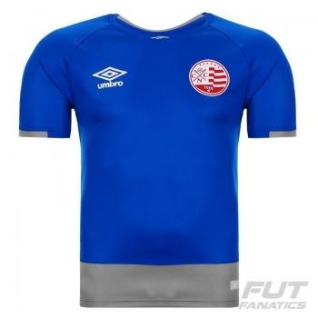 Camisa Umbro Náutico Goleiro 2016 Azul
