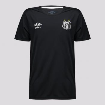 Camisa Umbro Santos Basic Juvenil