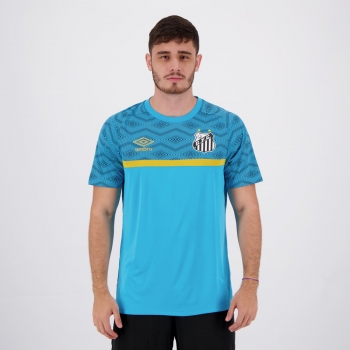 Camisa Umbro Santos Treino 2021