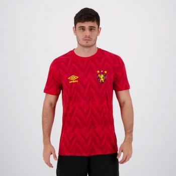 Camisa Umbro Sport Recife Aquecimento 2021