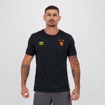 Camisa Umbro Sport Recife Basic Preta