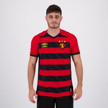 Camisa Umbro Sport Recife I 2021