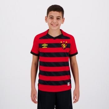 Camisa Umbro Sport Recife I 2021 Juvenil