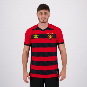 Camisa Umbro Sport Recife I 2021 Nº 10
