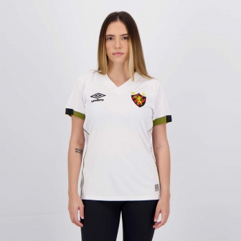 Camisa Umbro Sport Recife II 2021 Feminina