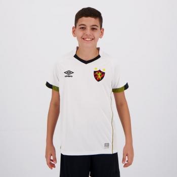 Camisa Umbro Sport Recife II 2021 Juvenil