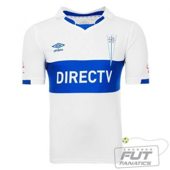 Camisa Umbro Universidad Católica Home 2015