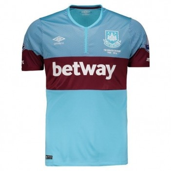 Camisa Umbro West Ham Away 2016 Premier League