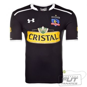 Camisa Under Armour Colo Colo Away 2014