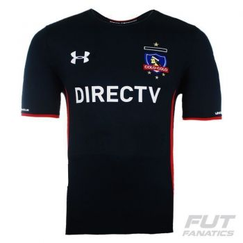 Camisa Under Armour Colo-Colo Away 2015 Authentic