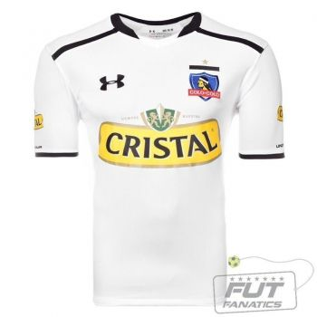 Camisa Under Armour Colo Colo Home 2014