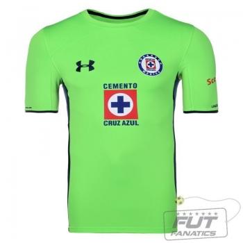 Camisa Under Armour Cruz Azul Away 2015