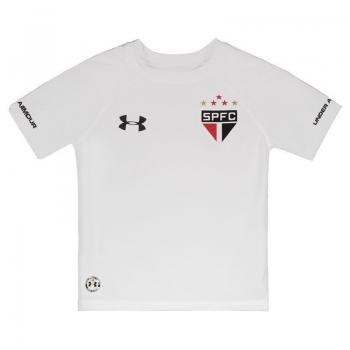 Camisa Under Armour São Paulo Goleiro III 2016 Juvenil