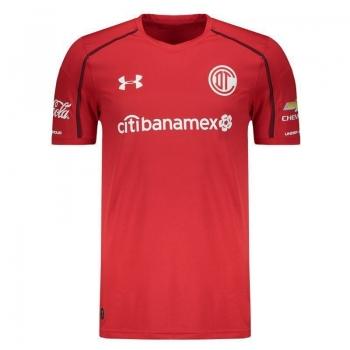 Camisa Under Armour Toluca Home 2018