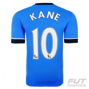 Camisa Under Armour Tottenham Away 2016 10 Kane EP