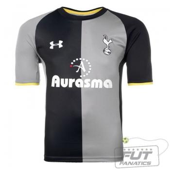 Camisa Under Armour Tottenham Third 2013