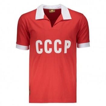 Camisa União Soviética Retrô CCCP