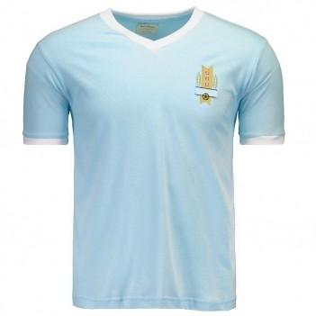 Camisa Uruguai Retrô 1950
