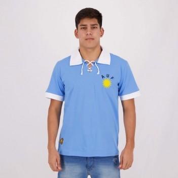 Camisa Uruguai Retrô