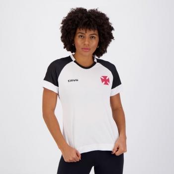 Camisa Vasco Cell Feminina Branca