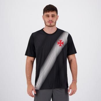 Camisa Vasco Change Preta