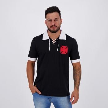 Camisa Vasco Cruz de Malta Retrô