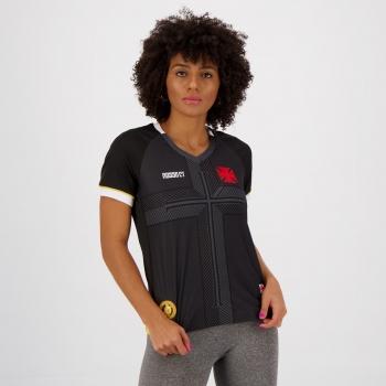 Camisa Vasco Nosso CT 2020 Feminina