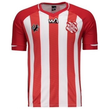 Camisa WA Sport Bangu I 2017 Loco Abreu