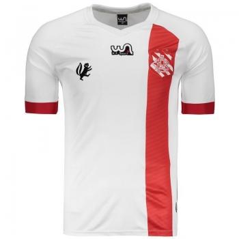 Camisa Wa Sport Bangu II 2017 Loco Abreu