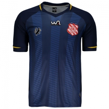 Camisa WA Sport Bangu III 2017 Loco Abreu