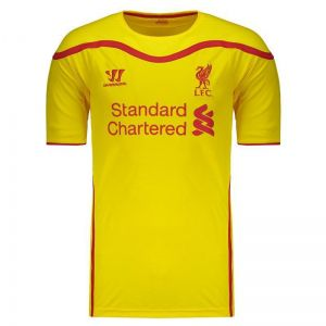 Camisa Warrior Liverpool Away 2015