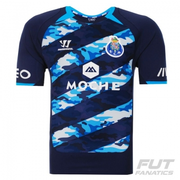 Camisa Warrior Porto Away 2015