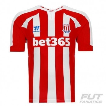 Camisa Warrior Stoke City Home 2015