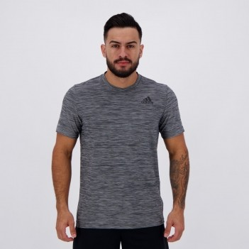 Camiseta Adidas All Set 2 Cinza