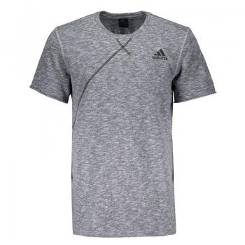 Camiseta Adidas Cross Up Cinza
