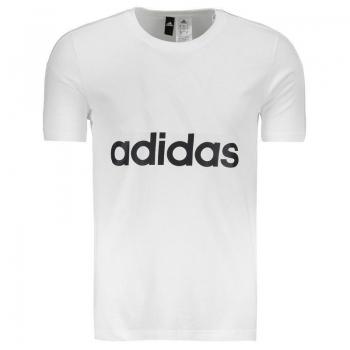 Camiseta Adidas Essentials Branca