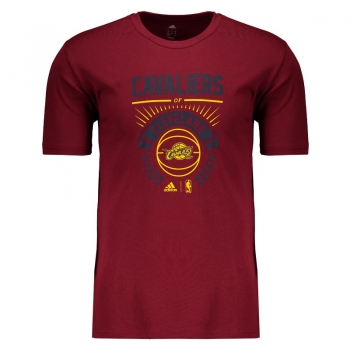 Camiseta Adidas NBA Cleveland Cavaliers