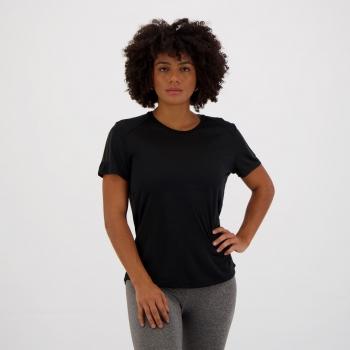 Camiseta Adidas Own The Run Feminina Preta