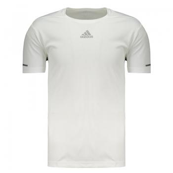 Camiseta Adidas Sequencials Branca