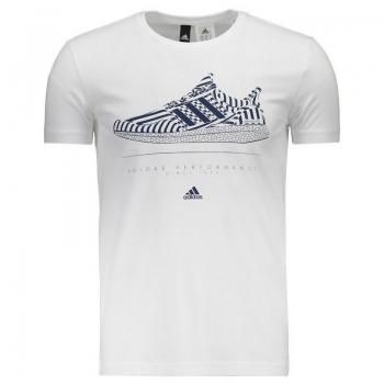 Camiseta Adidas Ultra Boost Branca