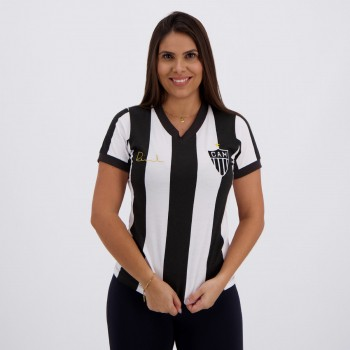 Camiseta Atlético Mineiro Feminina Nº 9