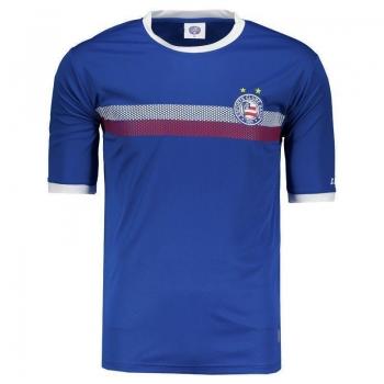 Camiseta Bahia Azul com Listras