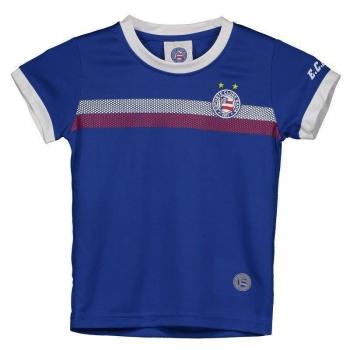 Camiseta Bahia Infantil Azul