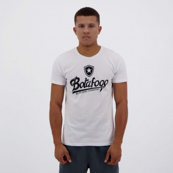 Camiseta Botafogo Essential Branca