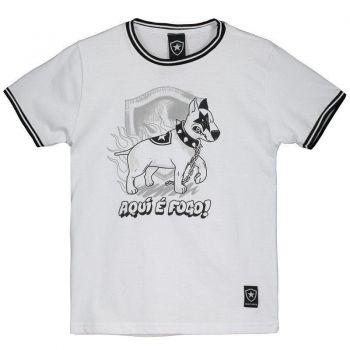 Camiseta Botafogo Vem Pegar Juvenil
