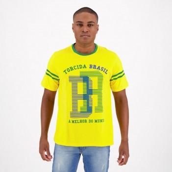Camiseta Brasil São Francisco