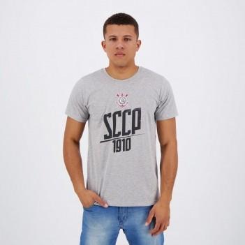 Camiseta Corinthians 1910 Mescla