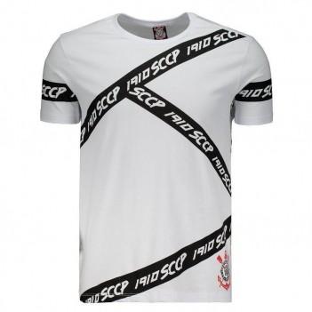Camiseta Corinthians Extreme Branca