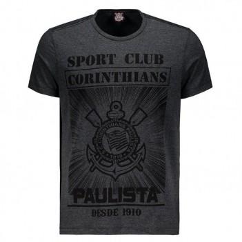 Camiseta Corinthians Hector Grafite Mescla