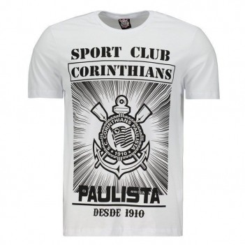 Camiseta Corinthians Hector Branca